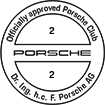 Officially approved Porsche Club 2